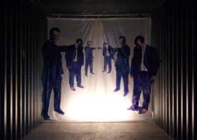 Container art Pressure (2008)