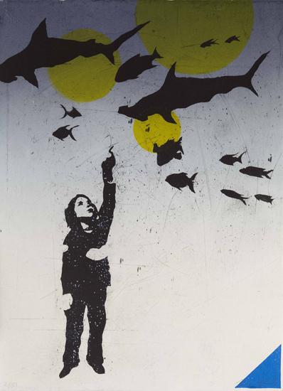 Nina e i pesci 2011